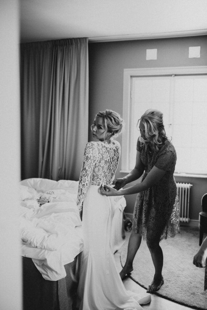 Bröllop i Augusti Malin & Henrik 12