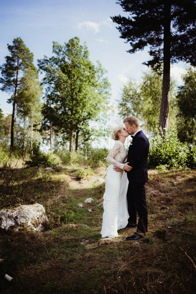 Bröllop i Augusti Malin & Henrik 22