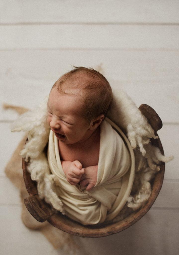 Nyföddsession med Frank 6