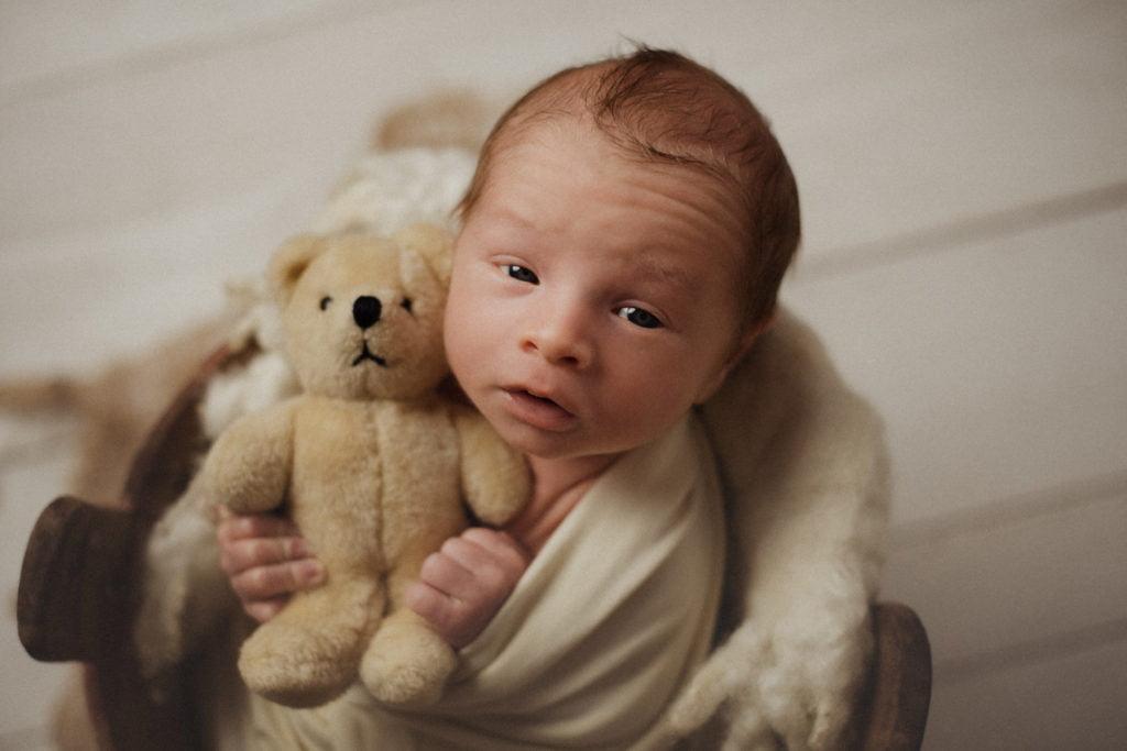 Nyföddsession med Frank 3
