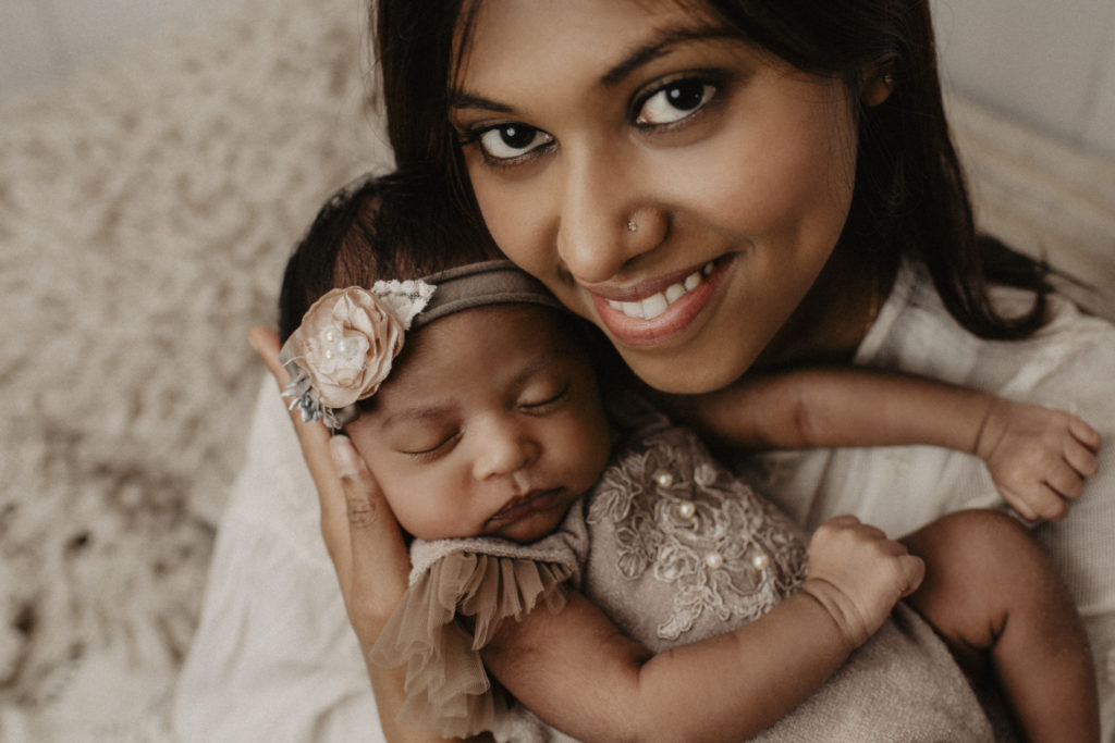 En nyföddfotografering i myshörnan 4
