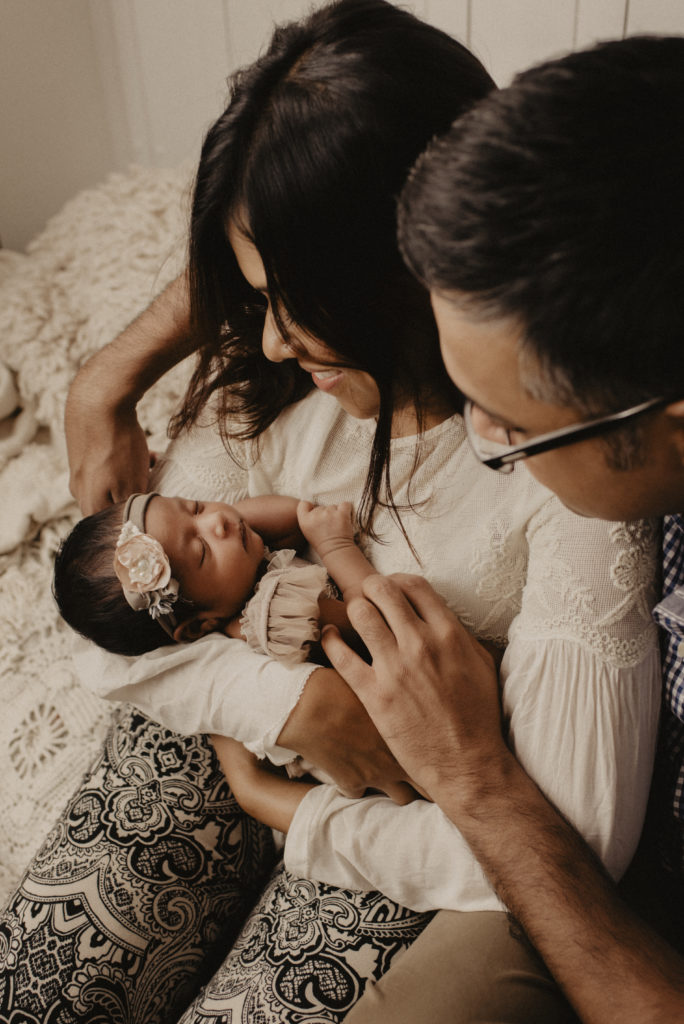 En nyföddfotografering i myshörnan 3