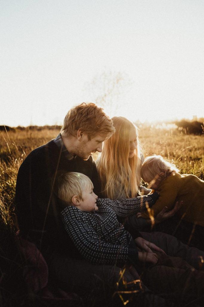 Familjefotografering Stockholm Uppsala - Familjen Durefors 4