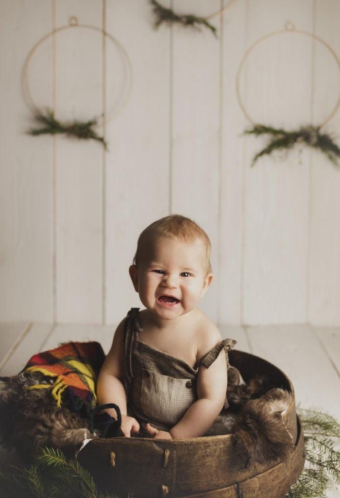 Barnfotografering Stockholm - Hejsan Tage 1