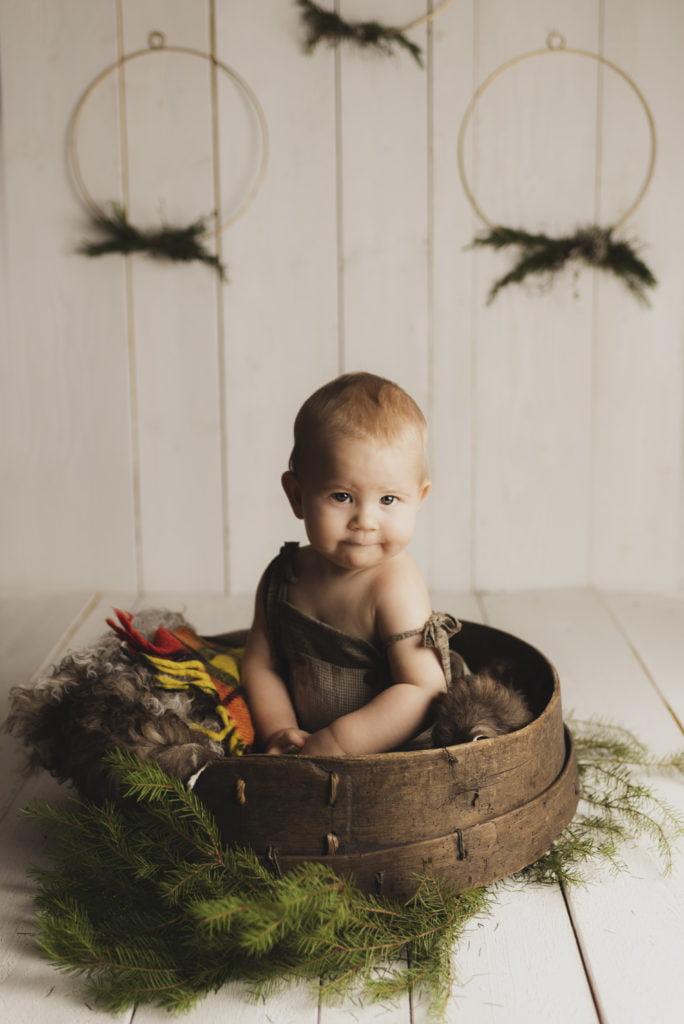Barnfotografering Stockholm - Hejsan Tage 11