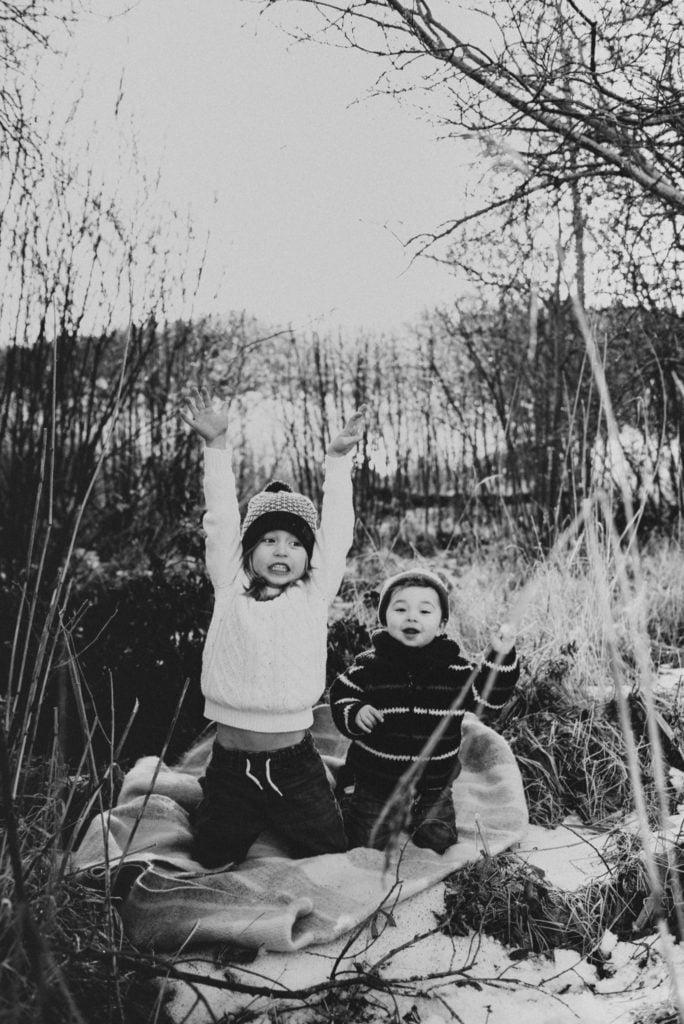Barnfotografering Stockholm Uppsala - Mina goshuliganer 2