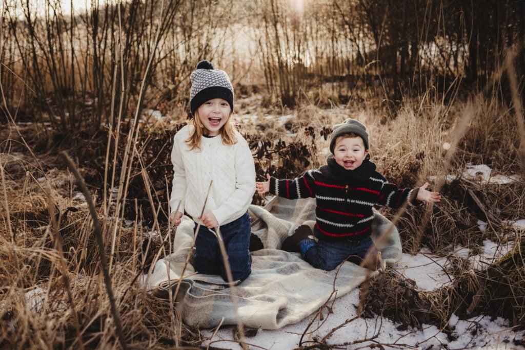 Barnfotografering Stockholm Uppsala - Mina goshuliganer 4