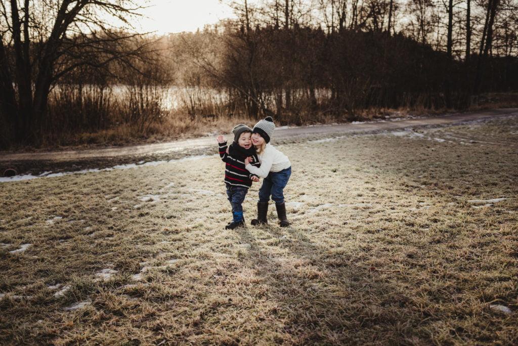 Barnfotografering Stockholm Uppsala - Mina goshuliganer 27