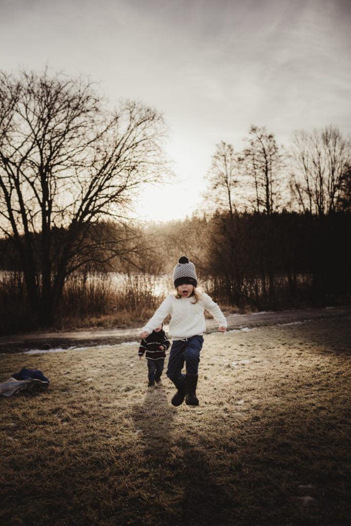 Barnfotografering Stockholm Uppsala - Mina goshuliganer 31