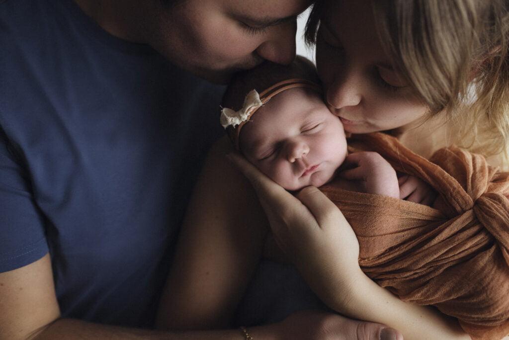 Nyföddfotografering Stockholm Uppsala - Lilla Ellen 3