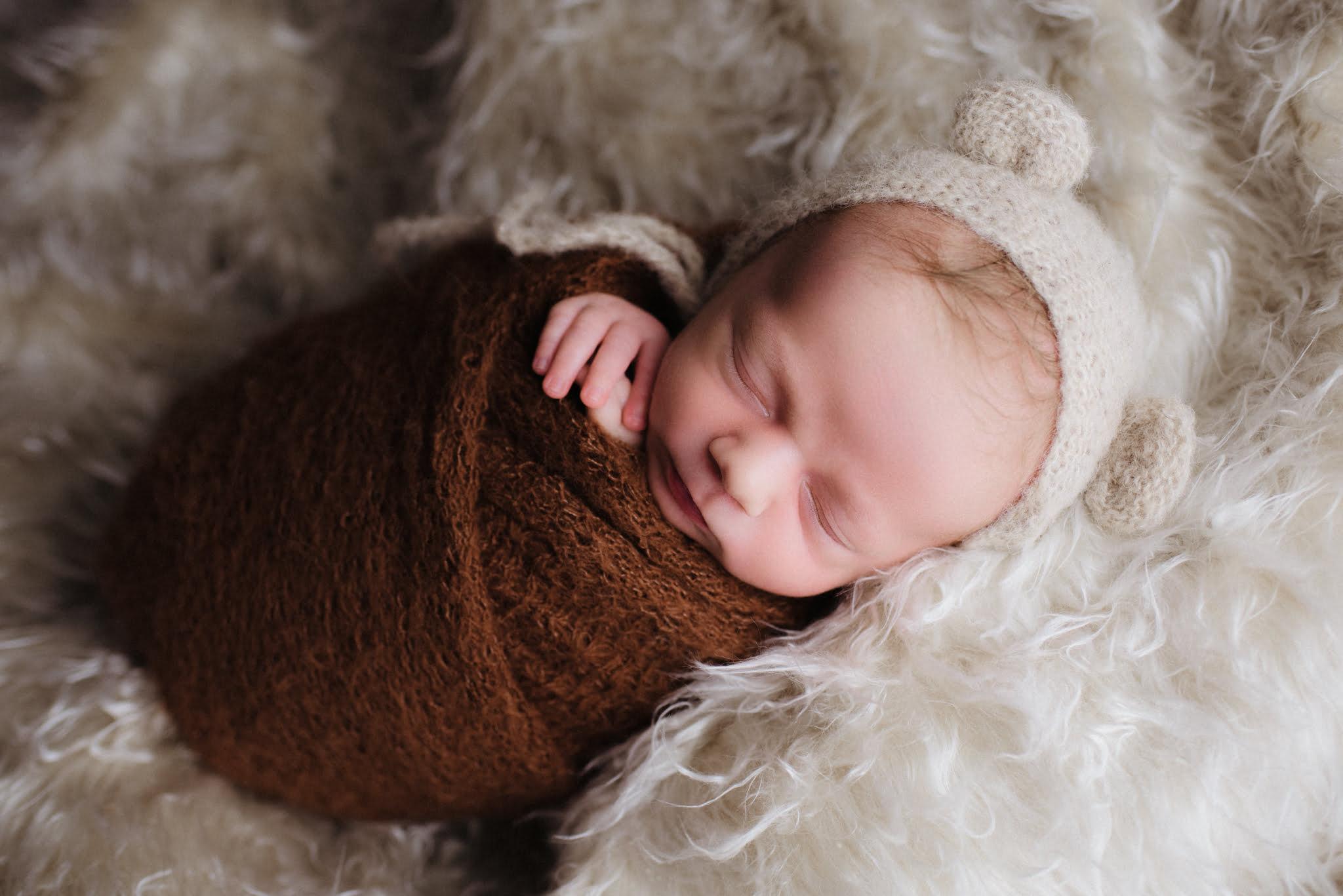 Nyföddfotografering Stockholm - Rill 1