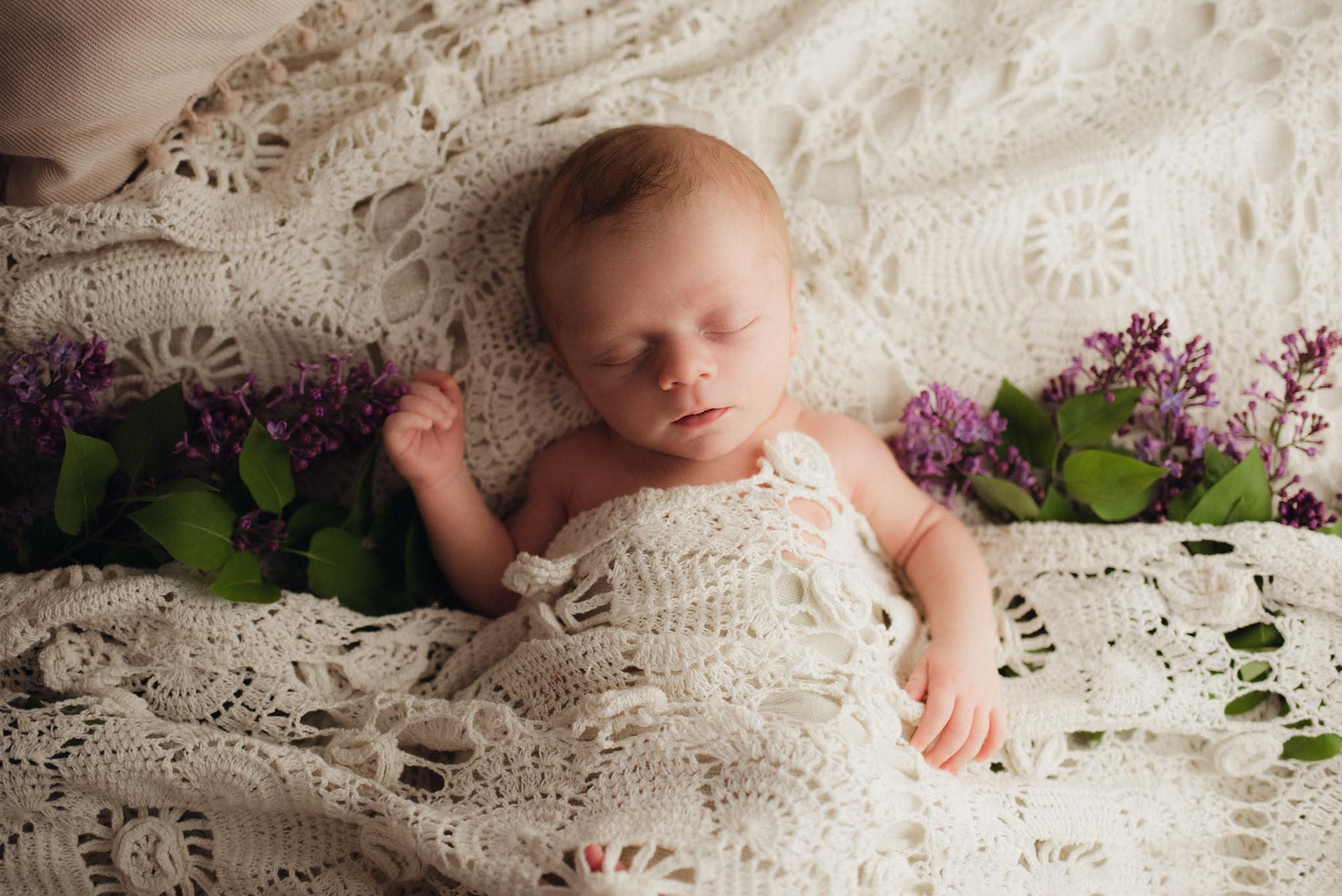 Nyföddfotografering Stockholm - Rill 3