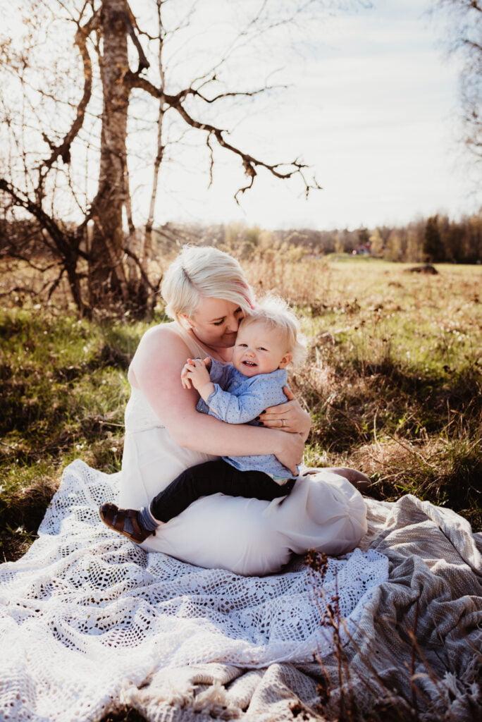 Familjefotografering Stockholm Uppsala - Familjen Rodling 12