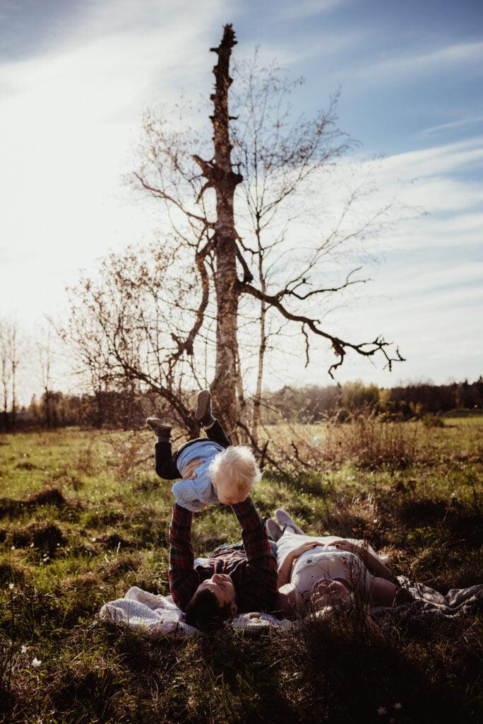 Familjefotografering Stockholm Uppsala - Familjen Rodling 6