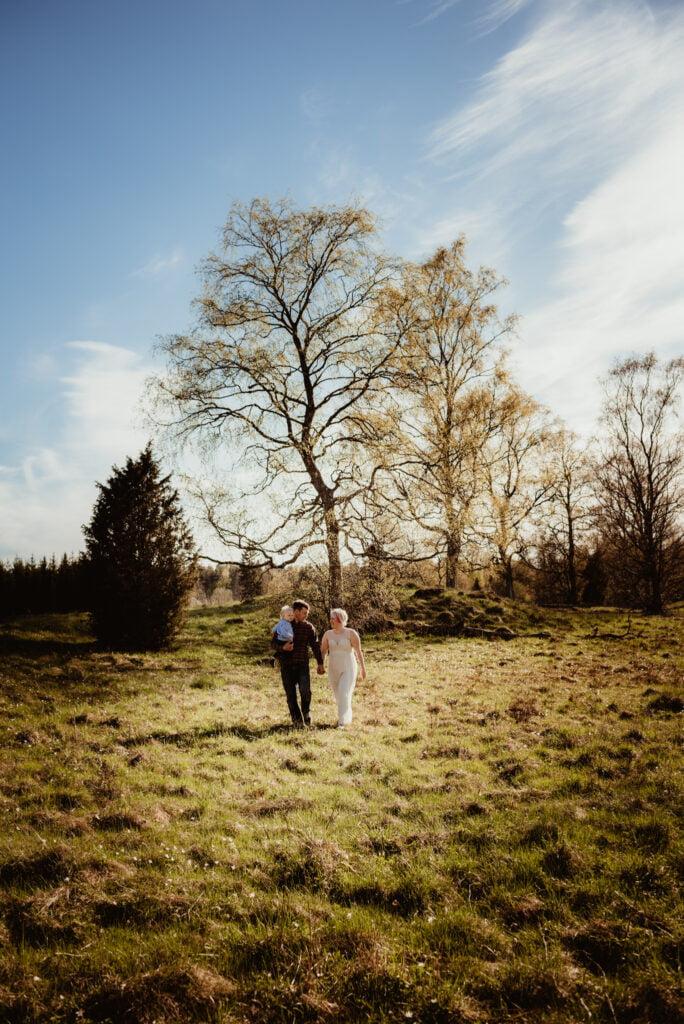 Familjefotografering Stockholm Uppsala - Familjen Rodling 2