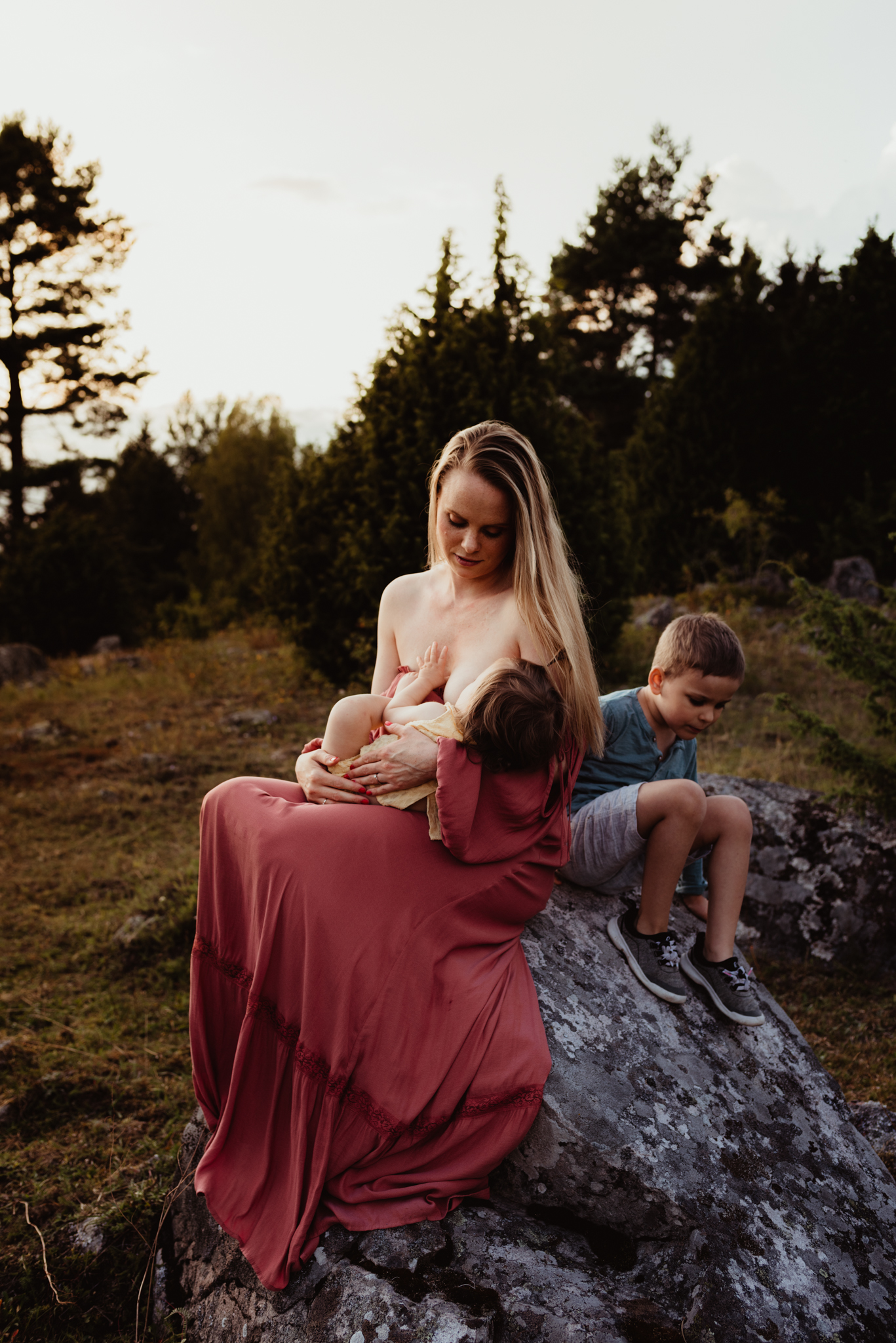 Familjefotografering Stockholm - Jasmine 15