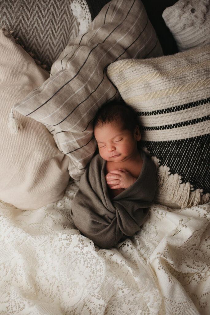 Nyföddfotografering Stockholm Nivan 6