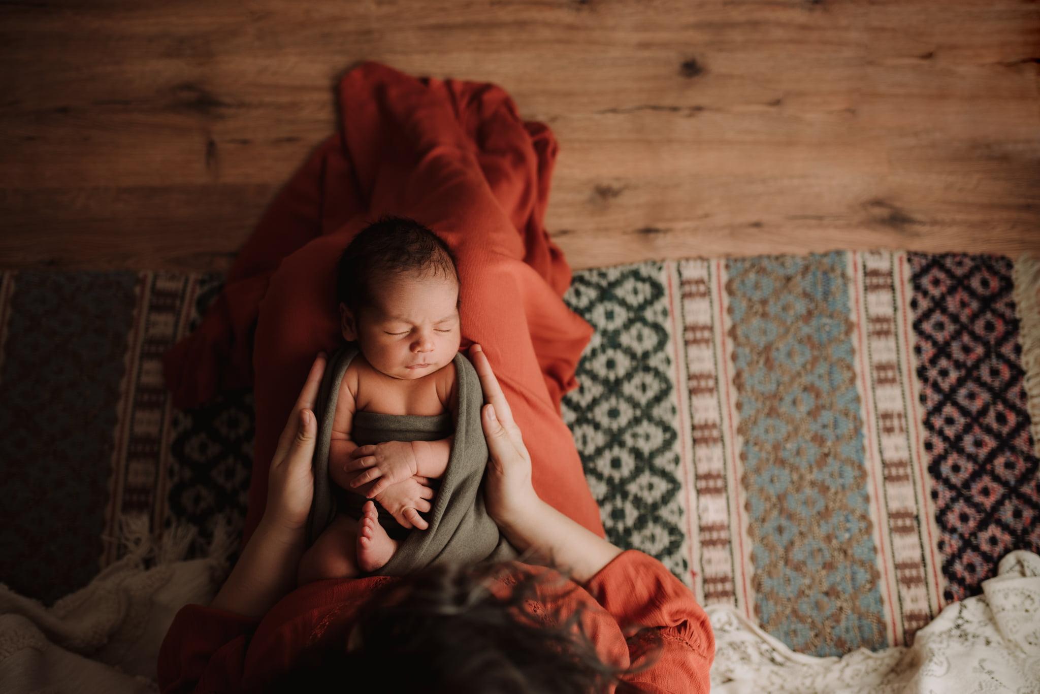 Nyföddfotografering Stockholm Nivan 9