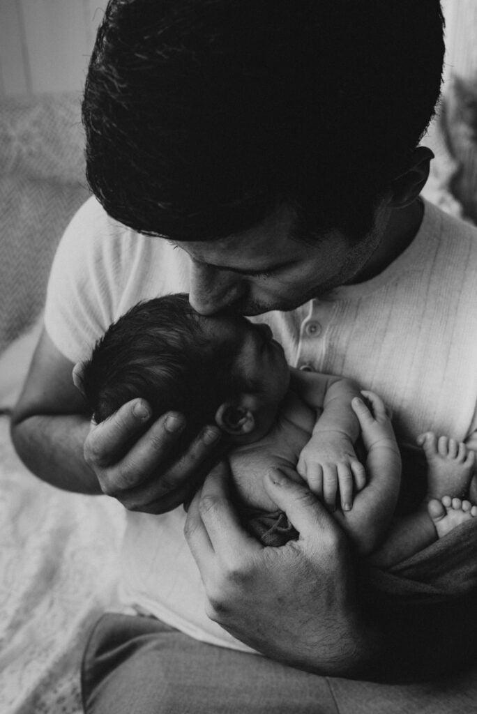 Nyföddfotografering Stockholm Nivan 5