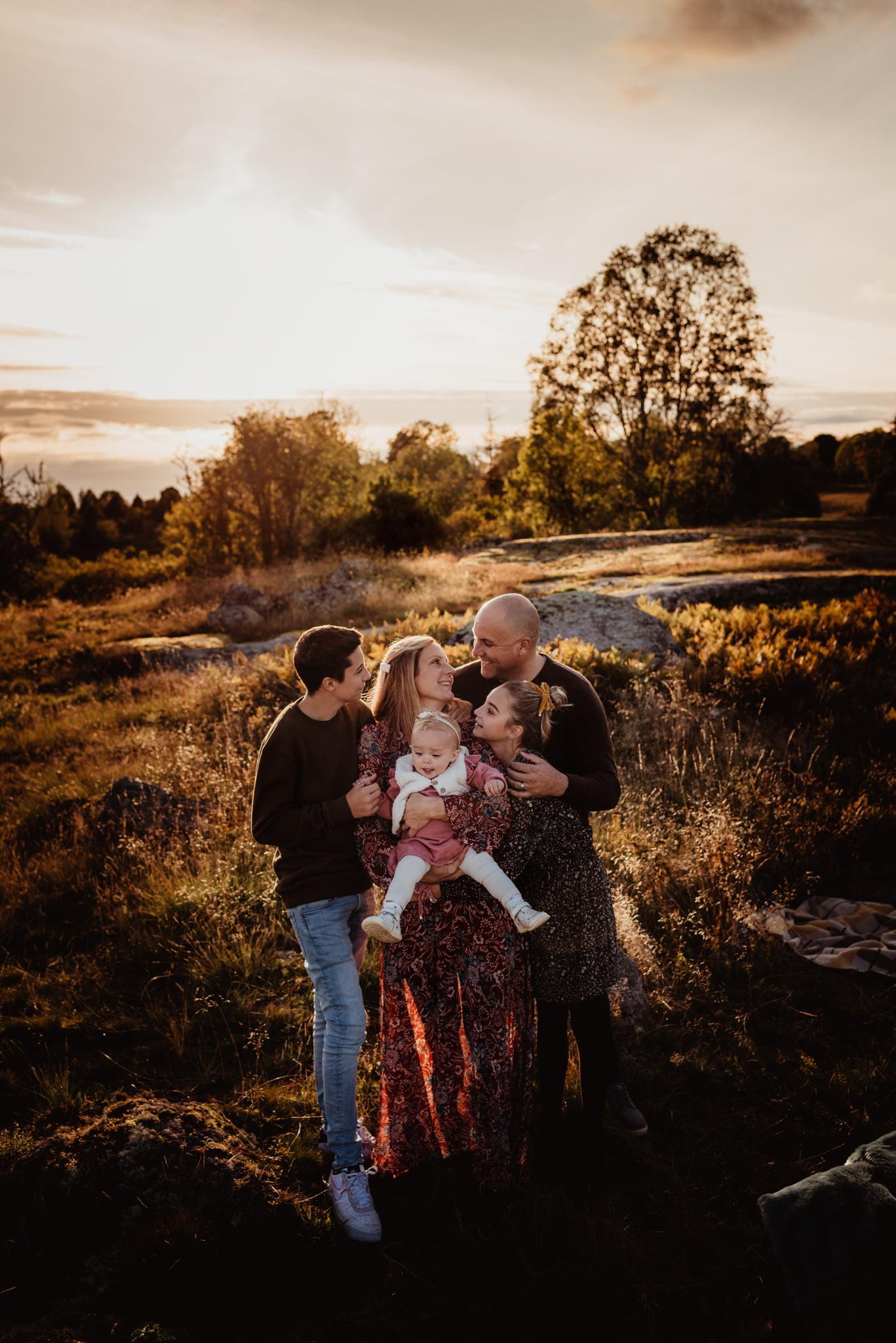 Familjefotografering Nyström 2