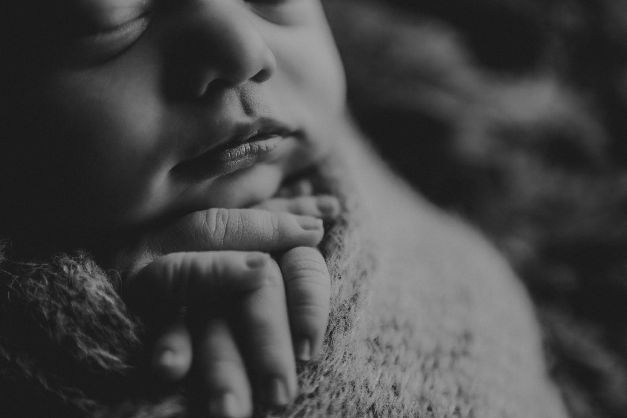 Nyföddfotografering - Louie 5
