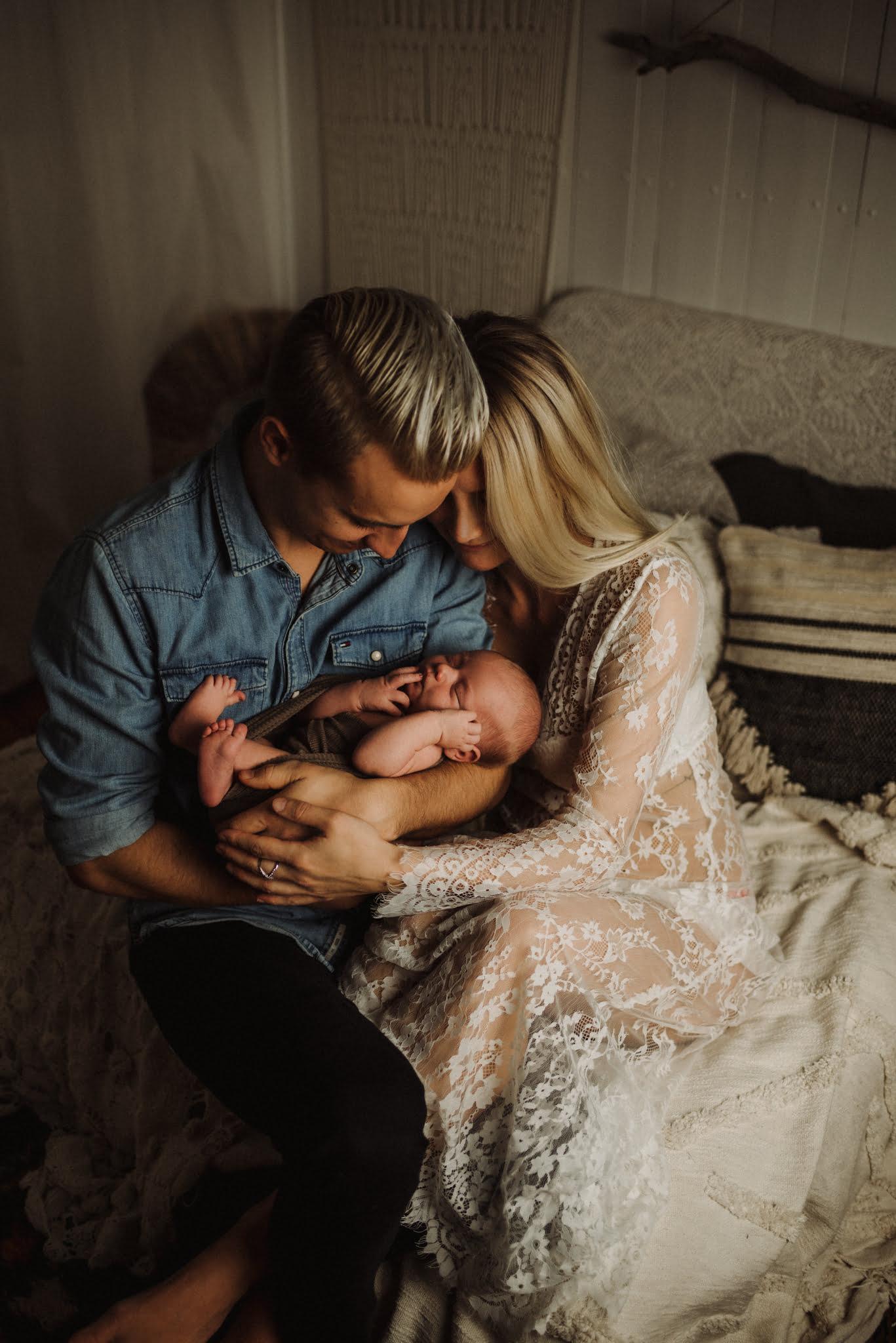 Nyföddfotografering - Louie 2