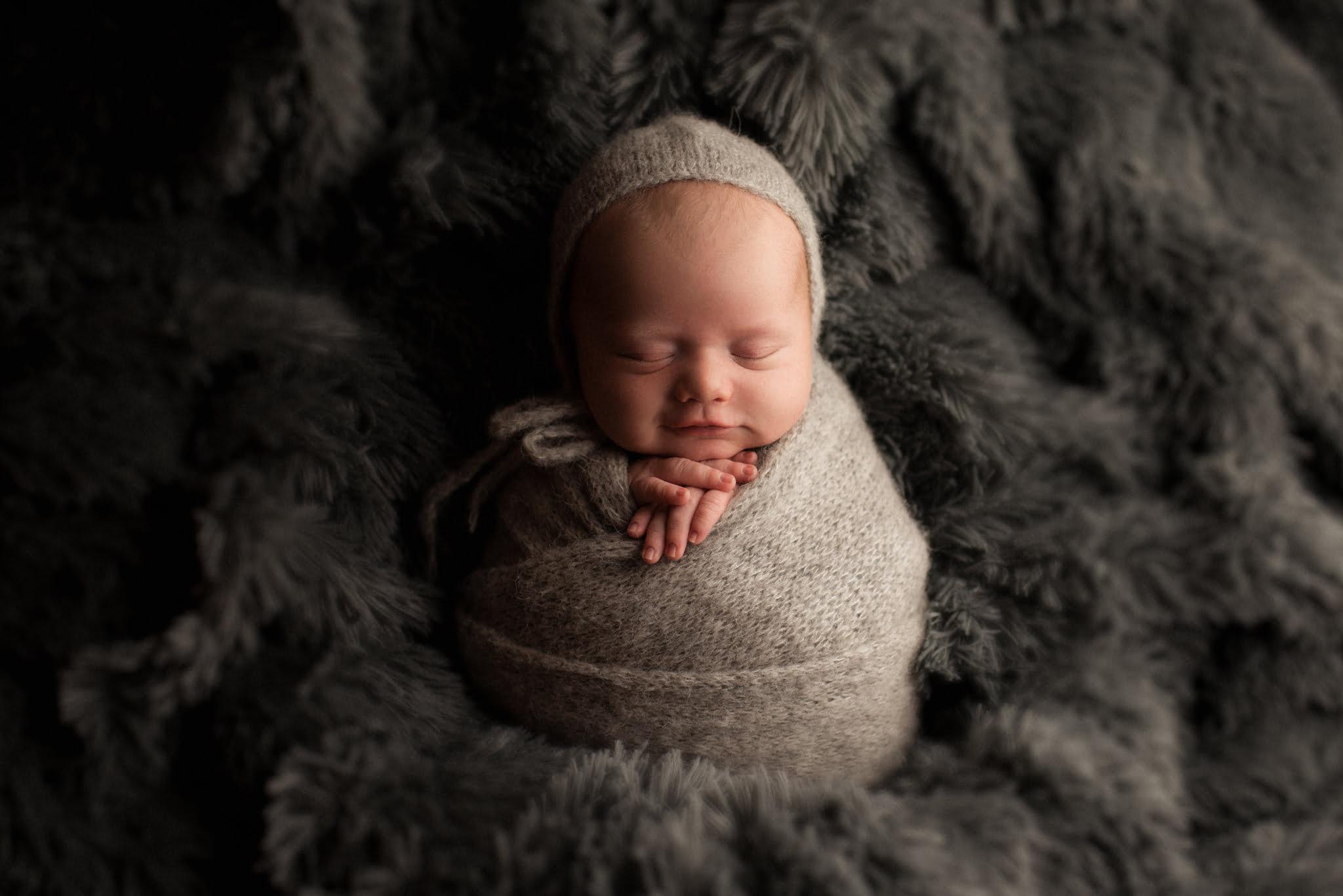 Nyföddfotografering - Louie 4