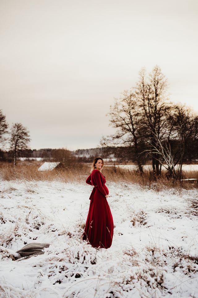 Gravidfotografering Stockholm Uppsala