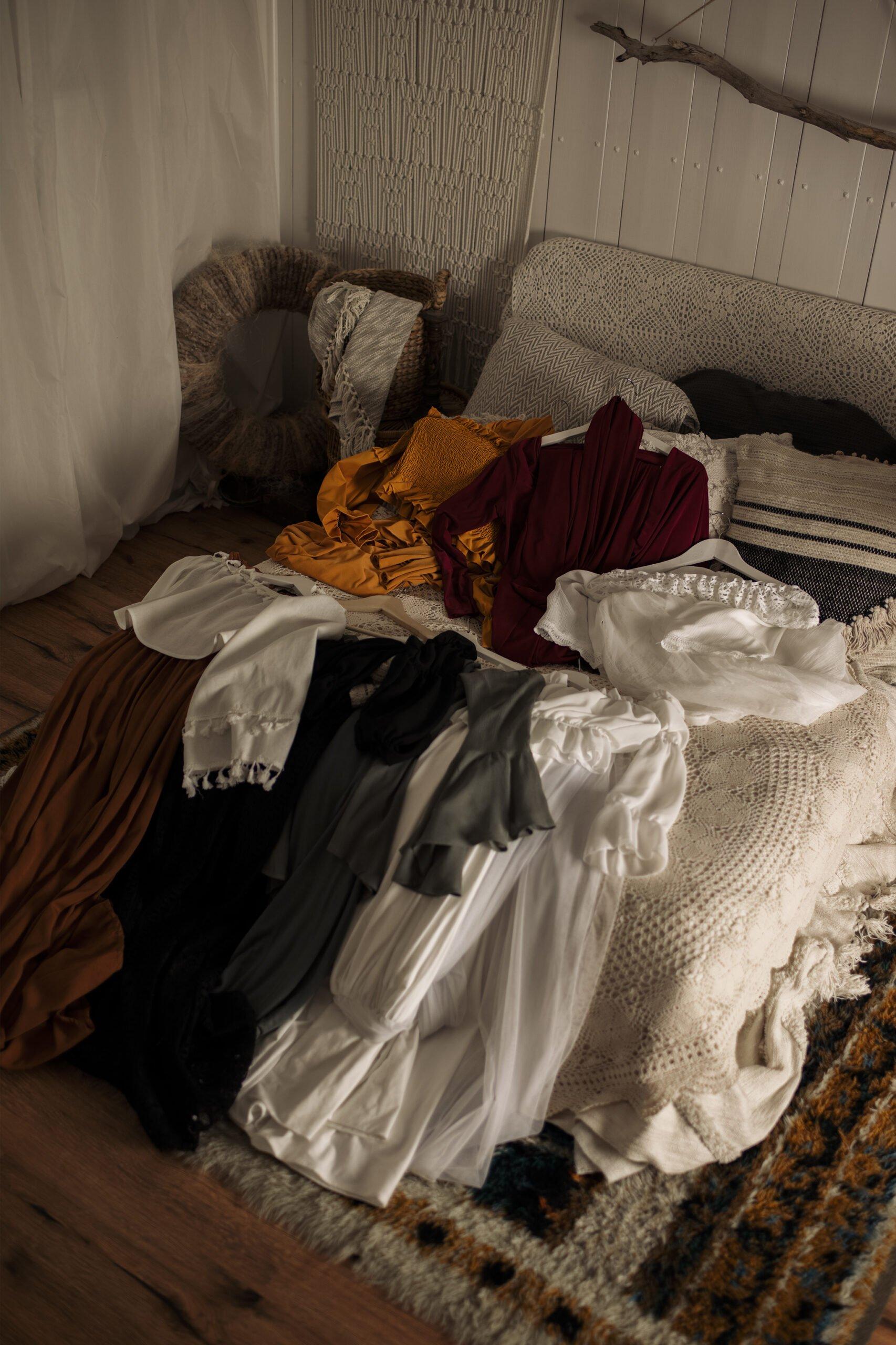 Gravidklänning - Utlåning Stockholm 1