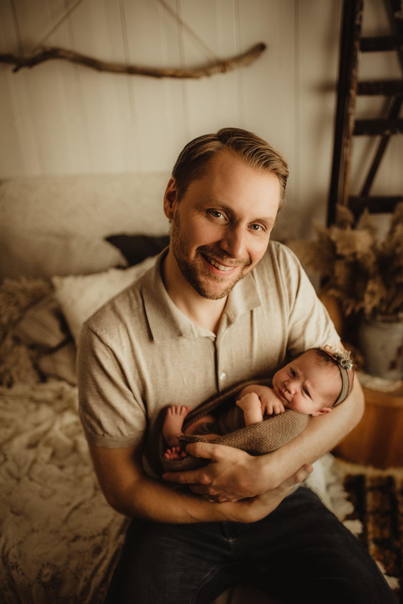 En mysig nyföddfotografering med Neia 14