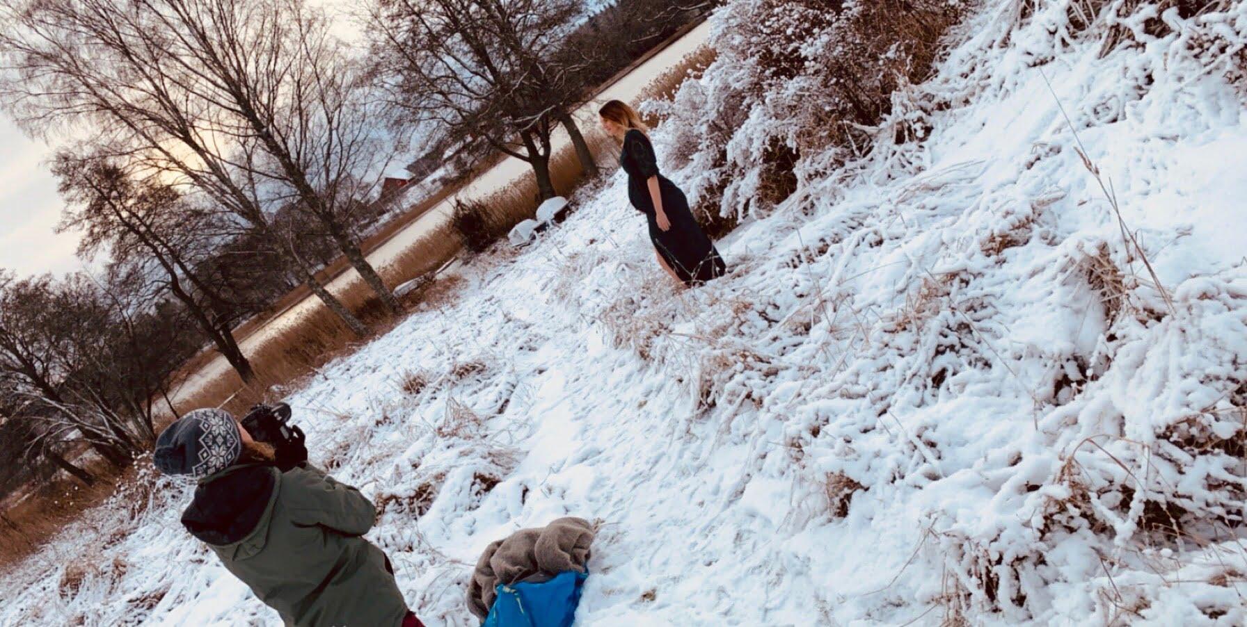 Vinterns fotograferingar har dragit igång! 1