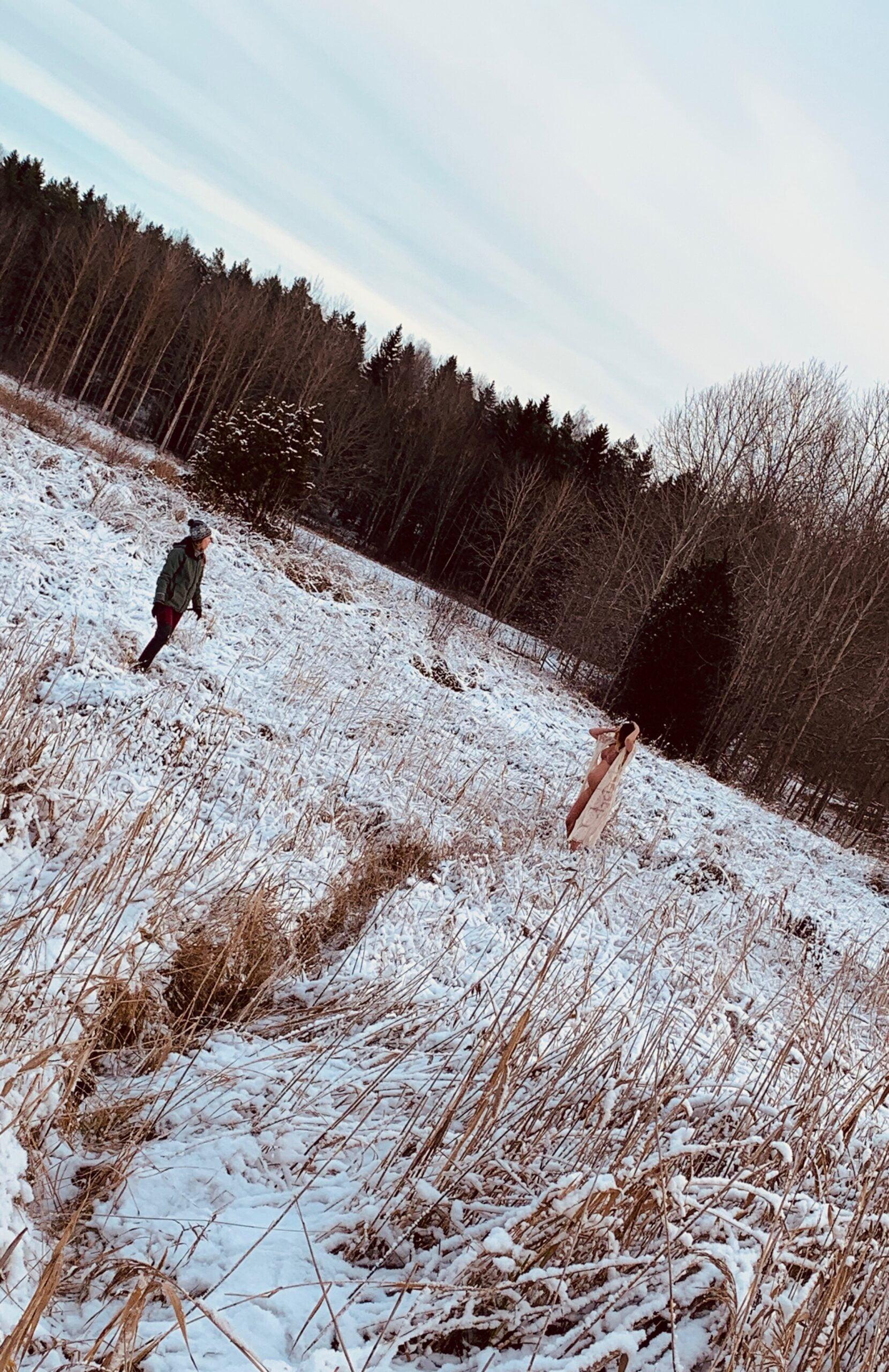 Vinter - Tjuvkik 2