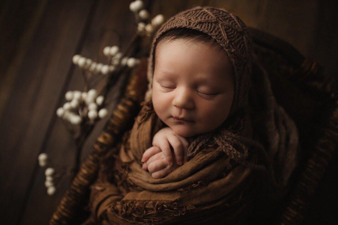 Nyföddfotografering tjuvkik Hugo Liam Stockholm 3