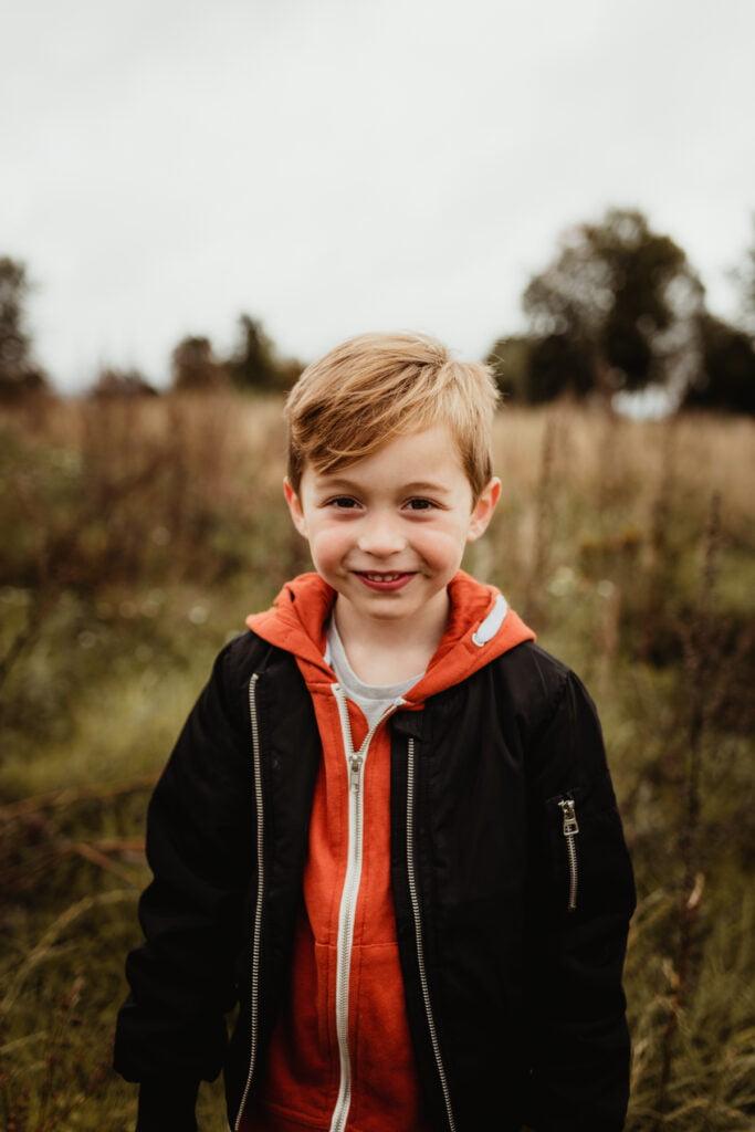 Då jag fick min Bruno för mig själv - Barnfotografering 3