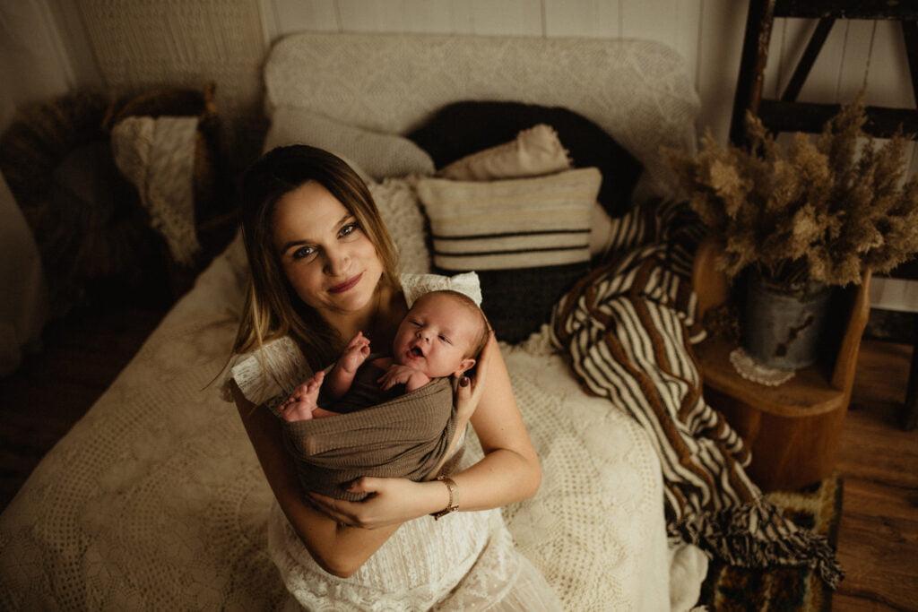 Nyföddfotografering med Ewelina Stockholm Uppsala 1