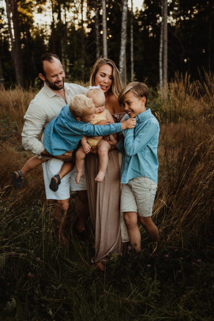 Familjefotografering Petersson Lopez Stockholm Uppsala 9