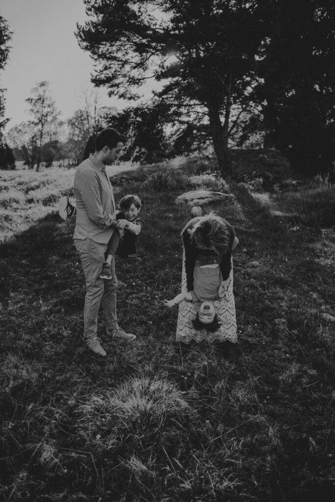 Kusiner - Familjefotografering 7