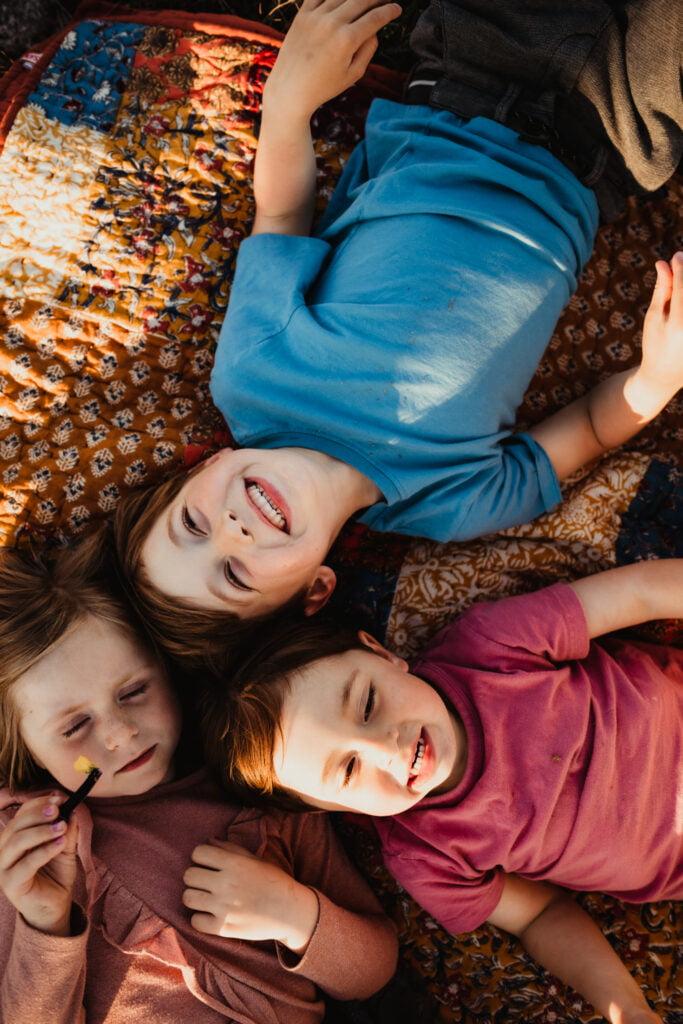 Kusiner - Familjefotografering 9