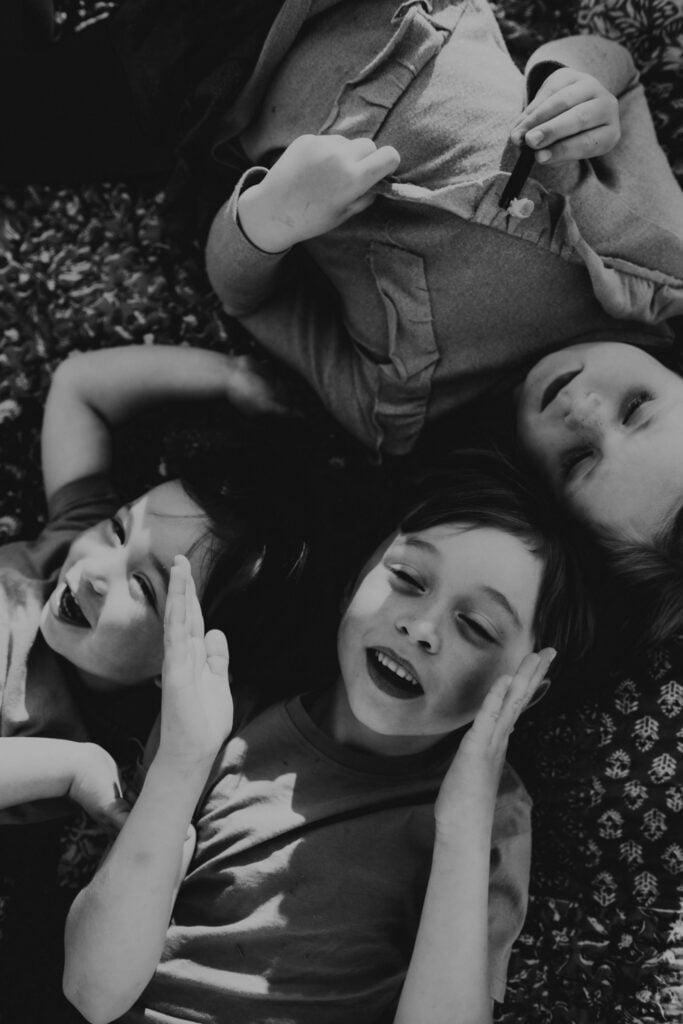 Kusiner - Familjefotografering 8