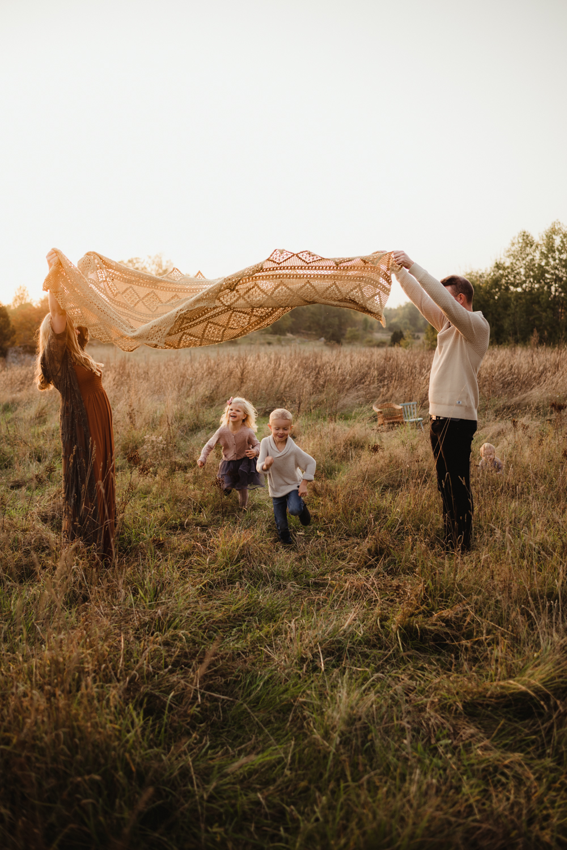 Familjefotografering Stockholm Mrs Frankie