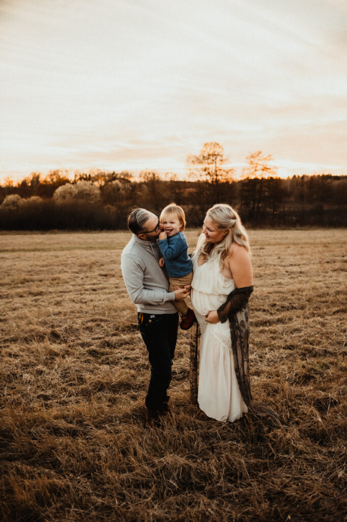 Familje/gravid - Sussie 2