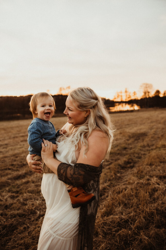 Familje/gravid - Sussie 7