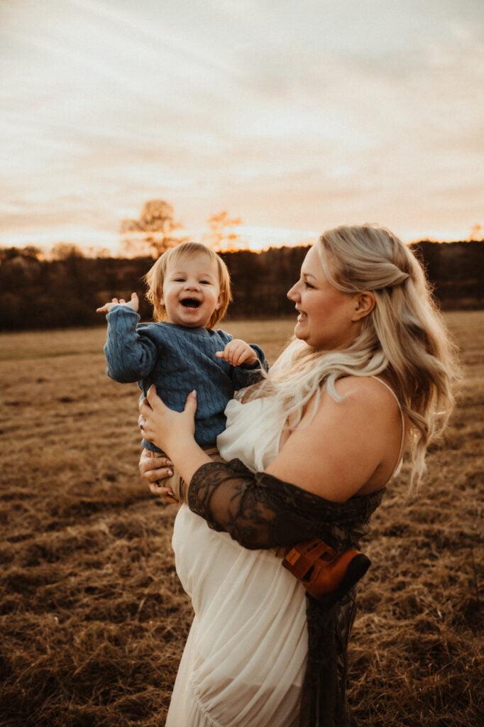 Familje/gravid - Sussie 10