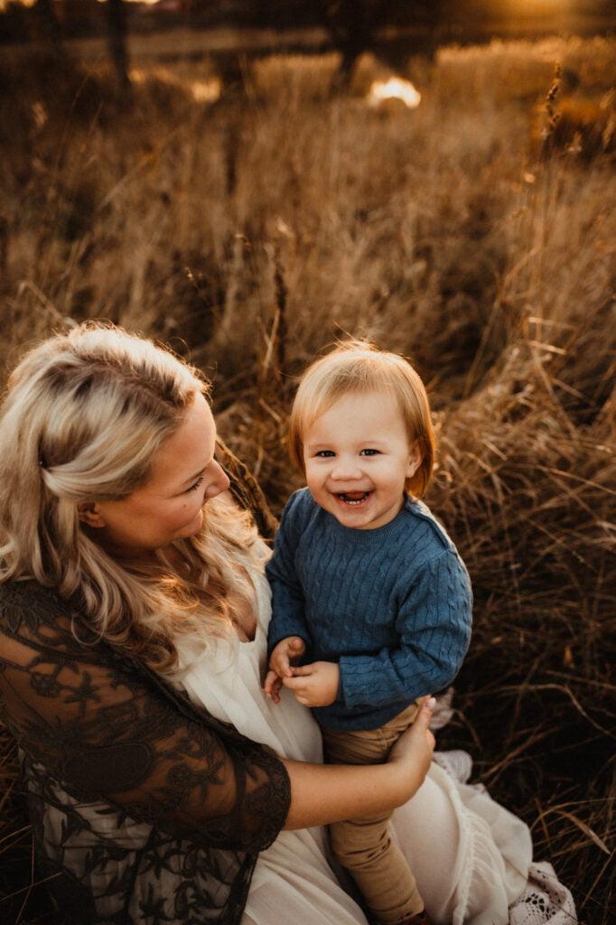 Familje/gravid - Sussie 1