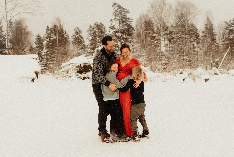 Gravidfotografering Stockholm